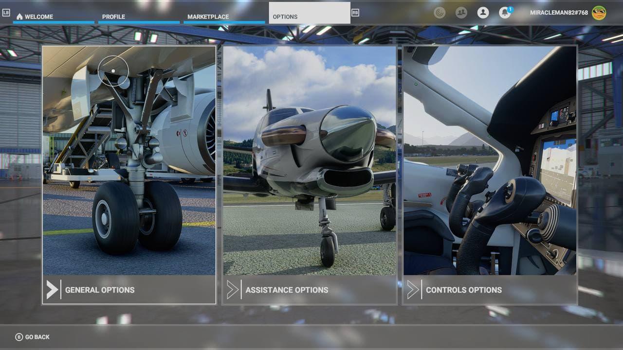 análisis de Microsoft Flight Simulator Xbox Series S X generacionxbox