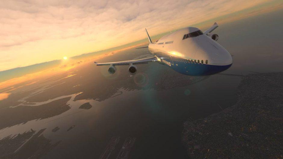 Microsoft Flight Simulator considera una actualización de México