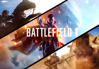 Consigue ahora gratis Battlefield 1 y Battlefield 5 con Prime Gaming