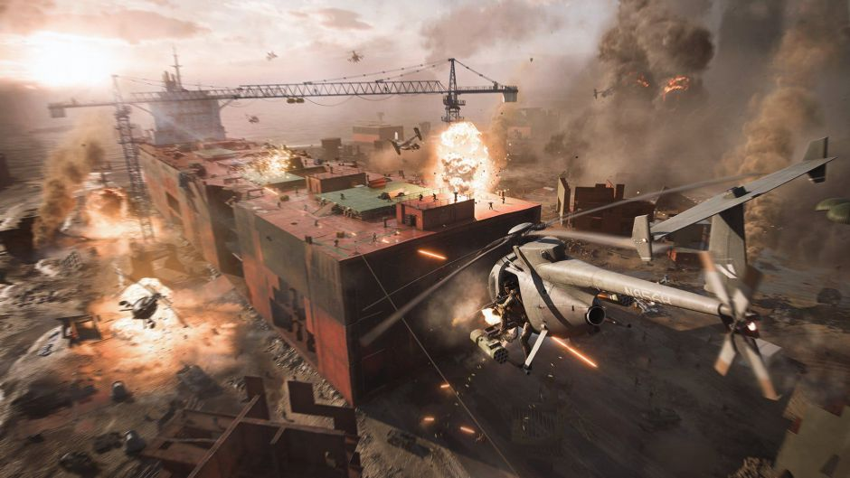 Battlefield 2042 will feature cross-play and shared progression between platforms