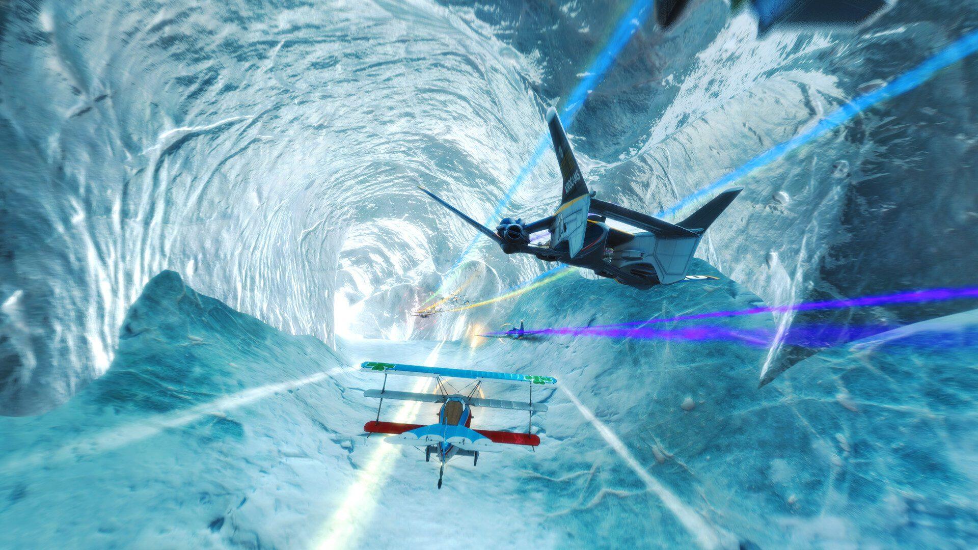 Analisis de Skydrift Infinity para Xbox Series - Hoy os traemos un análisis de un nuevo juego donde los aviones son los protagonistas, os presentamos Skydrift Infinity