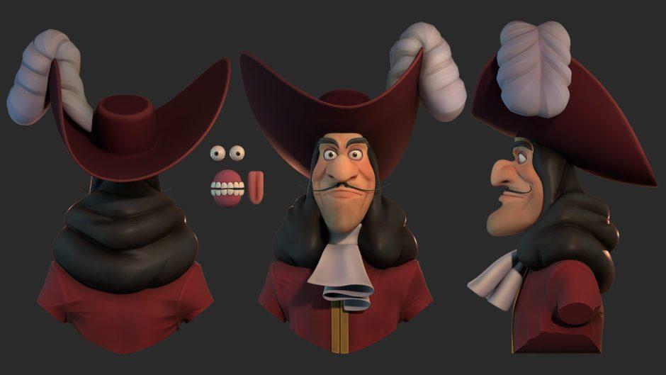 ¡BOOOM! Piratas del Caribe no sería la única colaboración entre Disney y Sea of Thieves