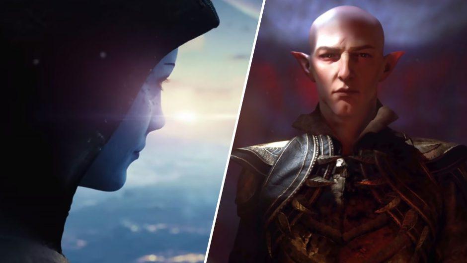 Ni Mass Effect ni Dragon Age estarán presentes en el EA Play Live
