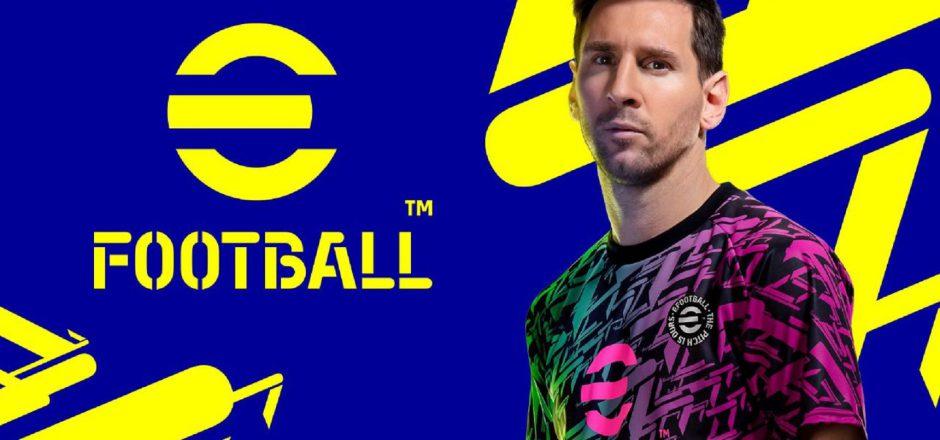 Konami presenta oficialmente eFootball su nuevo simulador de fútbol free to play