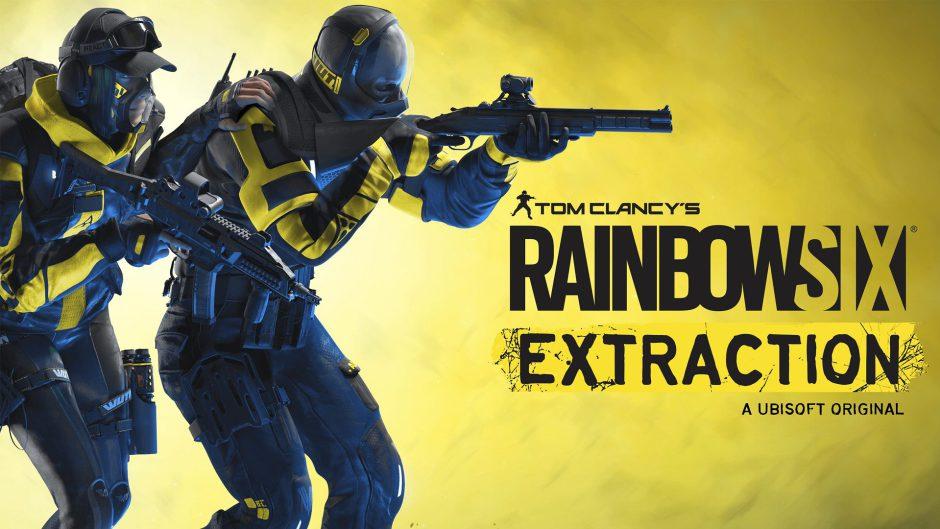 Ubisoft confirma un gran regalo para los jugadores de Rainbow Six Extraction y Rainbow Six Siege