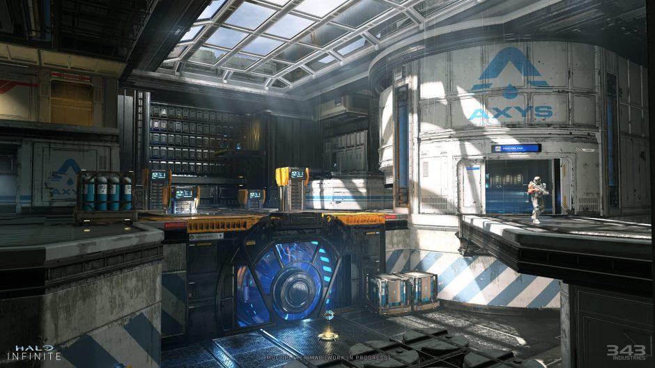 Halo Infinite tendrá un sistema de comunicación por ping al estilo Apex Legends o Warzone