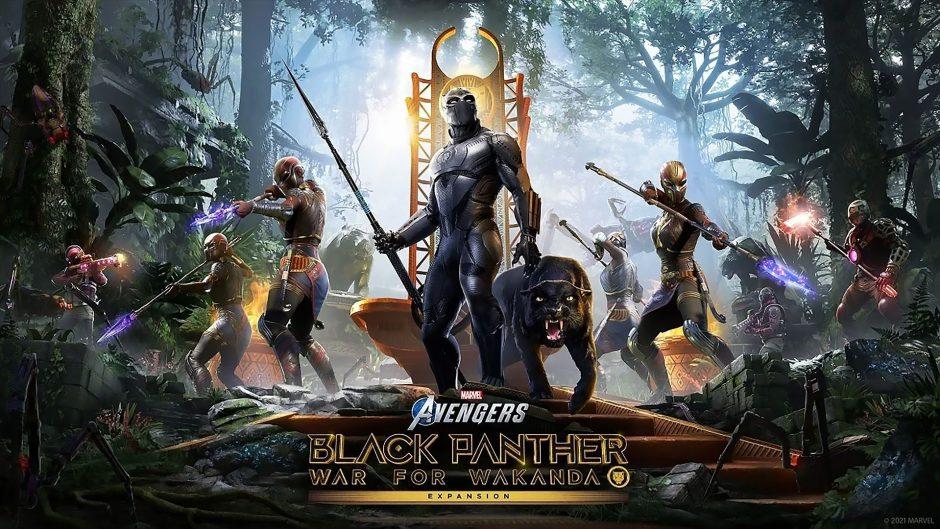 Marvel's Avengers: Black Panther War for Wakanda se estrena en agosto