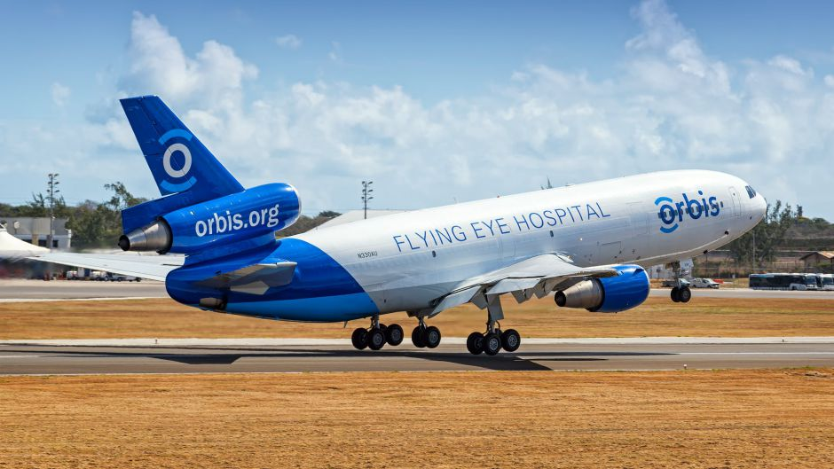 Microsoft Flight Simulator se asocia a una ONG