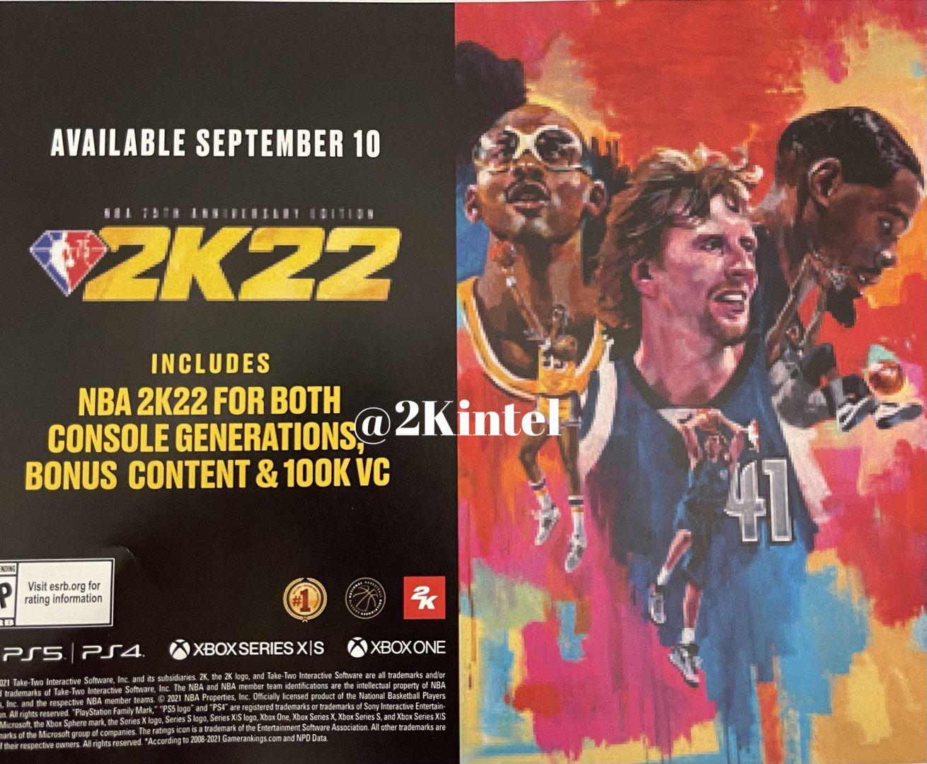 nba 2k22 - generacion xbox