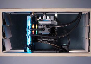 """Este es el primer PC que """"respira"""" gracias a un sistema de refrigeración por imanes"""