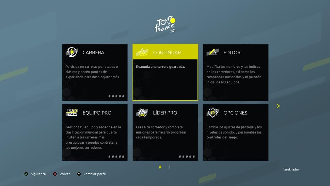 Análisis de Tour de France 2021 - Analizamos Tour de France 2021, el título desarrollado por Cyanide que nos vuelve a traer el mejor simulador de ciclismo en consola.