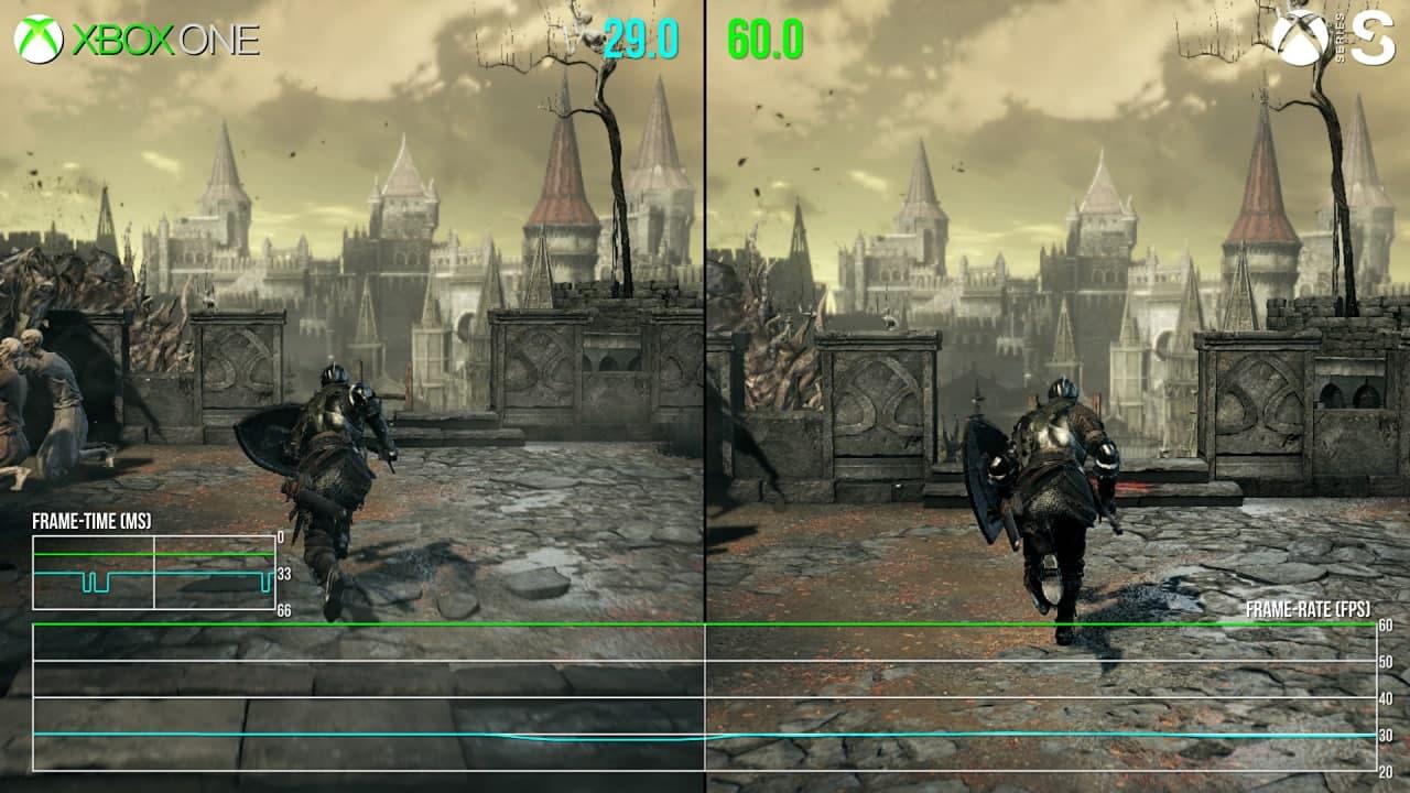 Dark Souls 3 con FPS Boost