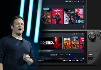 Phil Spencer se pronuncia sobre la nueva Steam Deck de Valve
