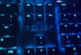Análisis: Usamos el teclado Gaming RGB Mecánico Pyro de ROCCAT en Xbox Series