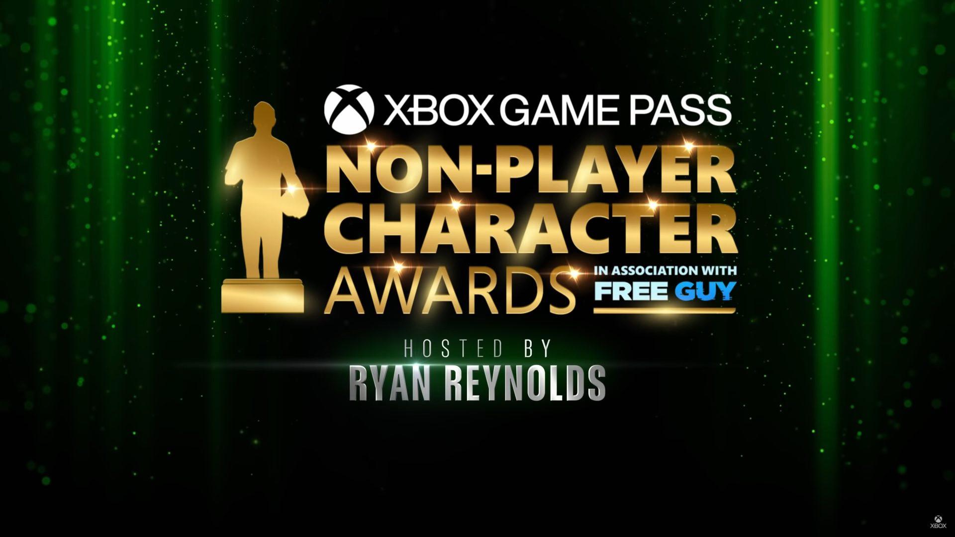 Los Free Guy NPC Awards