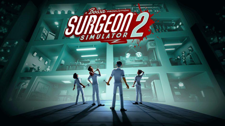 Surgeon Simulator 2: Access All Areas llegará en exclusiva a Xbox Series X S y Xbox One