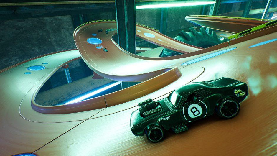 Nuevo tráiler de Hot Wheels Unleashed que nos muestra el editor de pistas