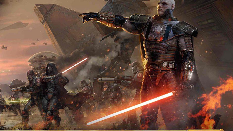 Star Wars: The Old Republic celebra su 10º aniversario con una gran expansión
