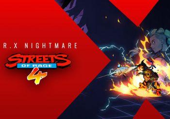 Análisis de Streets of Rage 4: Mr. X's Nightmare