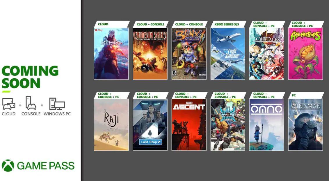 Desvelados los nuevos juegos de Xbox Game Pass para la segunda mitad de julio - Una nueva tanda de juegos llega a Xbox Game Pass esta segunda mitad de julio, con algunas incorporaciones de lujo.