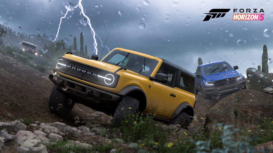 Revelados más de 400 coches presentes en Forza Horizon 5
