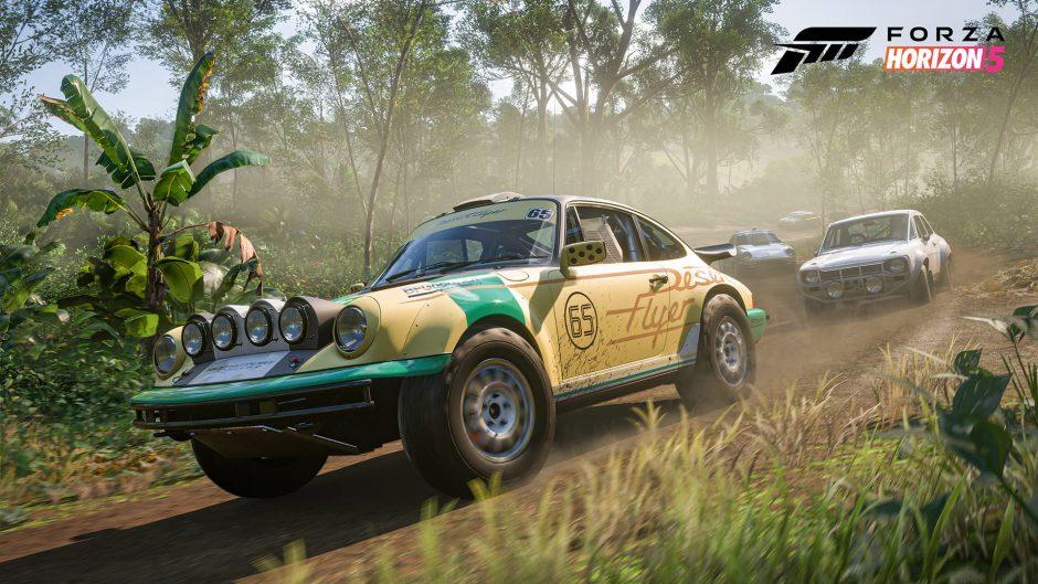 Estos son todos los Porsches presentes en Forza Horizon 5