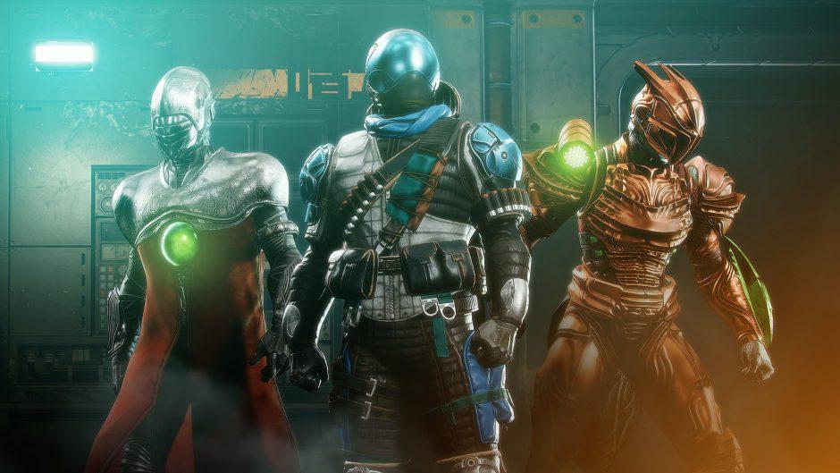 Más de un millón de jugadores entran a diario en Destiny 2