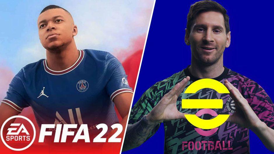 Electronic Arts confía plenamente en FIFA y no está preocupada por eFootball de Konami
