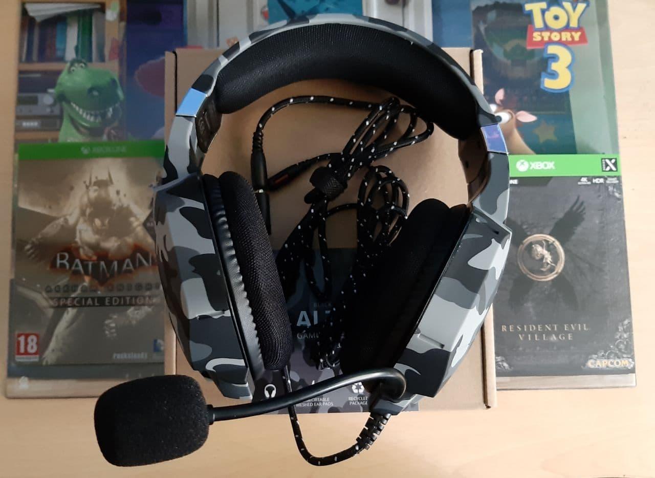 GXT 1323 Altus Gaming Headset