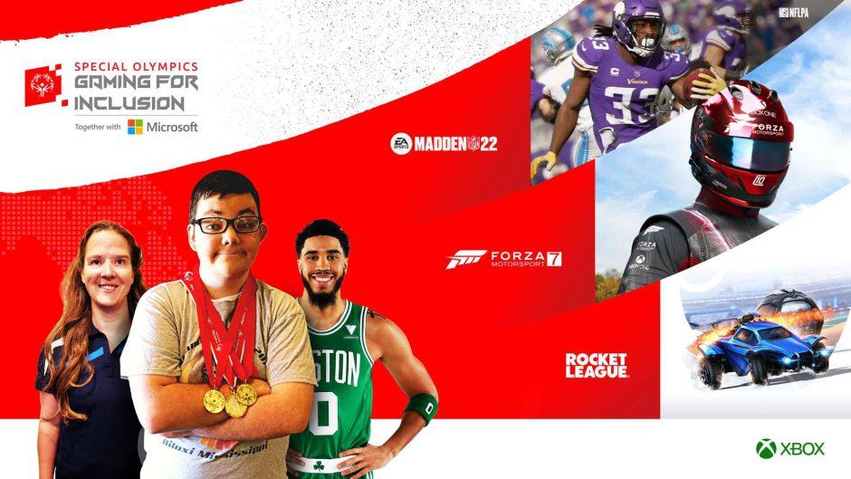 Forza Motorsport 7 será uno de los títulos jugados en la apertura de las próximas Olimpiadas Especiales