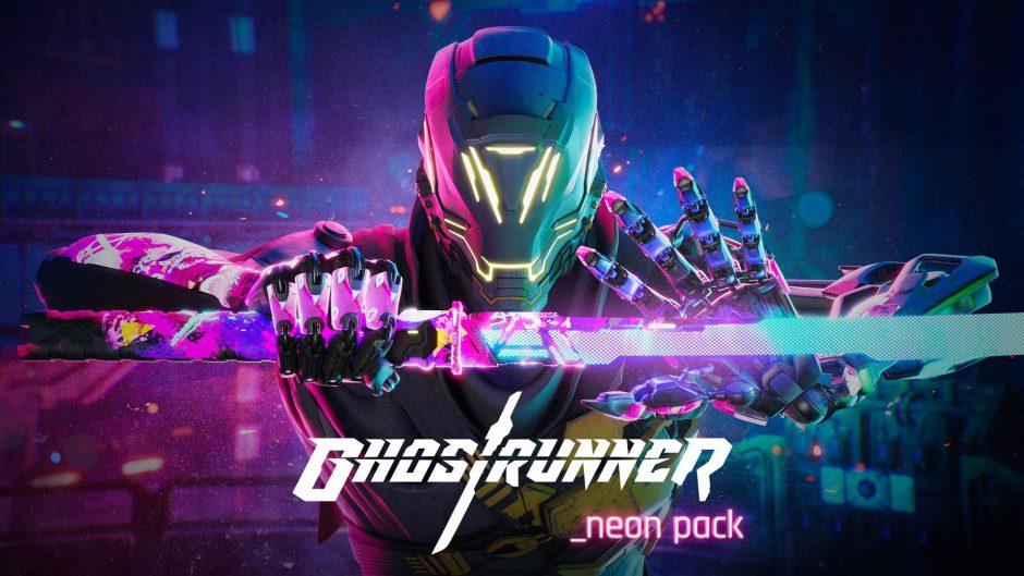 Anunciado nuevo DLC para Ghostrunner