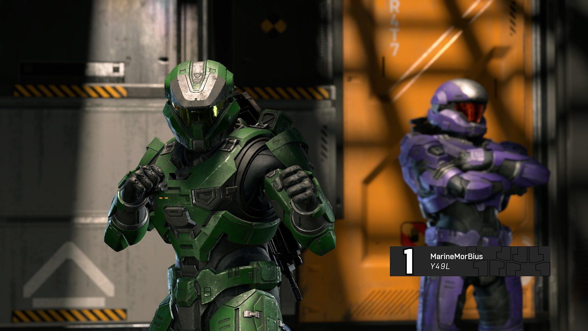 Impresiones de la Prueba Técnica de Halo Infinite - Hemos pasado el fin de semana dándole a la Prueba Técnica de Halo Infinite y lo primero que hemos pensado es que se nos ha hecho corto. Diversión total y buenas noticias.