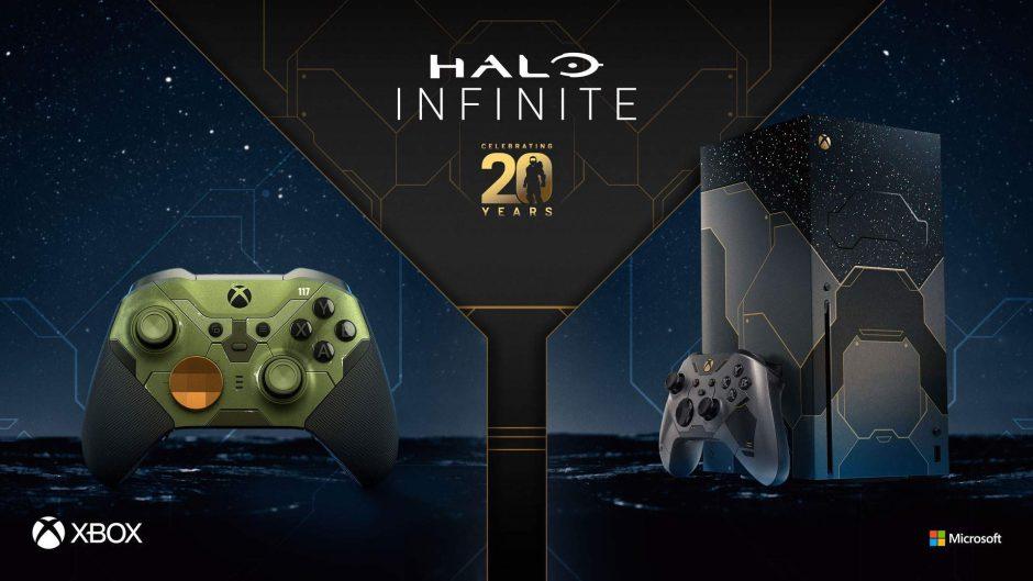 Revendedores cobran el doble por la edición aniversario de Xbox Series X de Halo