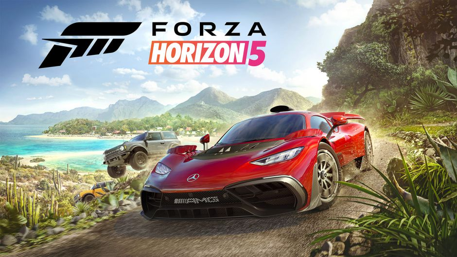 Playground promete que Forza Horizon 5 será uno de los juegos más vistosos de Xbox One
