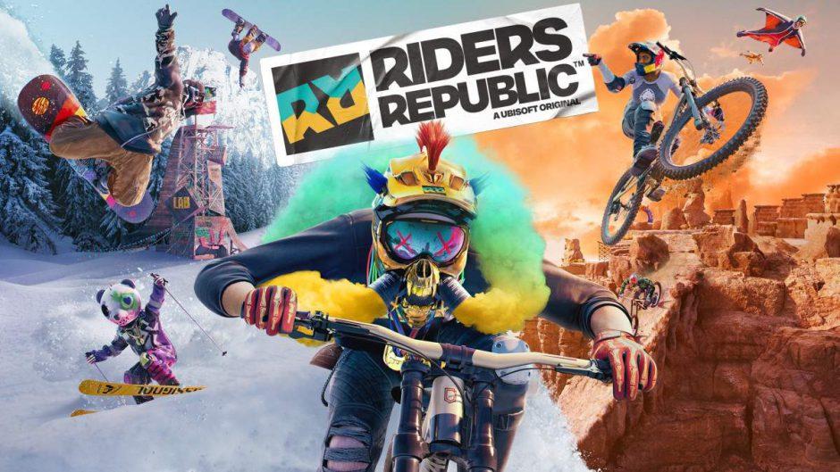 Riders Republic nos presenta un nuevo tráiler de su beta cerrada
