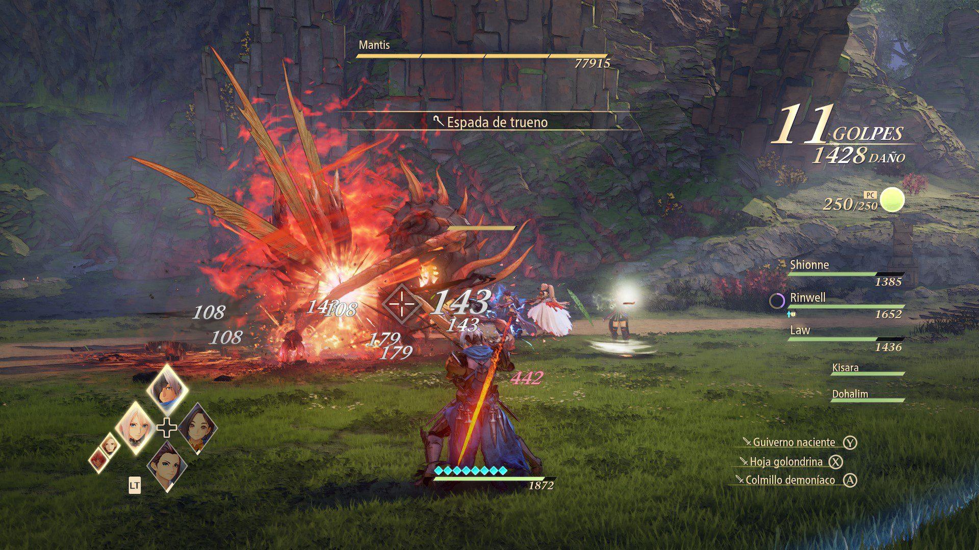 Impresiones de la demo de Tales of Arise - Después de haber probado a fondo la demo de Tales of Arise, os cuento cuáles son mis primeras impresiones de este maravillo JRPG de acción.