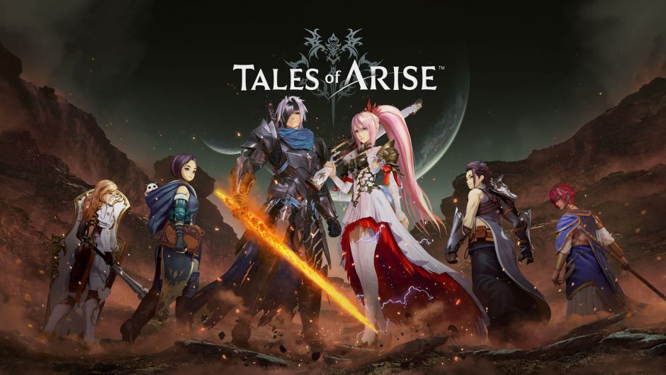 Brutal número de usuarios en la versión de Steam de Tales of Arise
