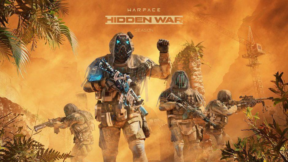 Llega Hidden War, la nueva temporada de Warface
