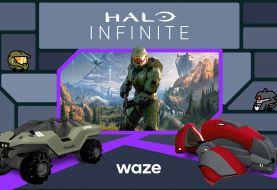 Waze ahora te permite conducir con el Jefe Maestro