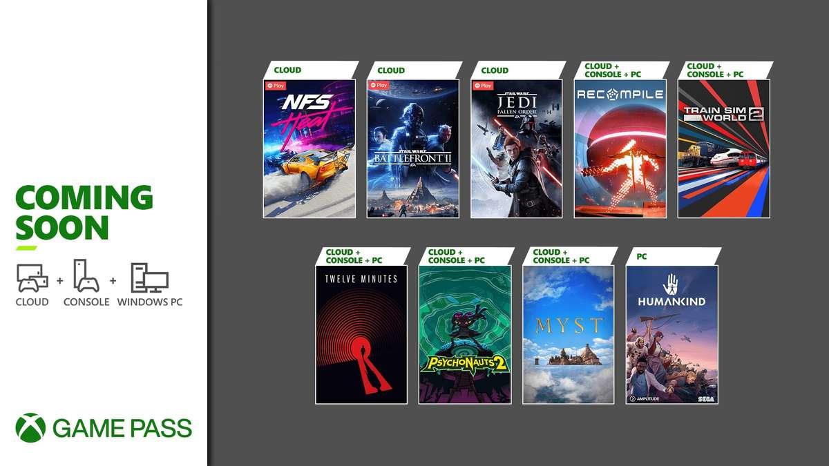 Desvelados los nuevos títulos que llegaran a Xbox Game Pass en la segunda mitad de agosto - Ya conocemos los próximos títulos que llegarán a Xbox Game Pass en la segunda mitad del mes de agosto para nuestras consolas Xbox, PC y Cloud.