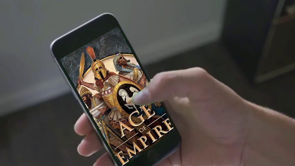 Una nueva entrega de Age of Empires está siendo desarrollada para iOS y Android