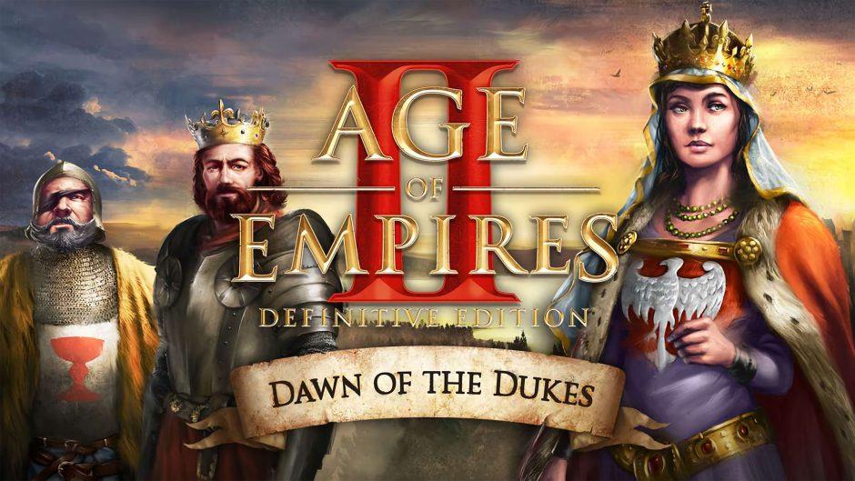 Ya disponible Dawn of the Dukes, el nuevo DLC para Age of Empires II: Definitive Edition