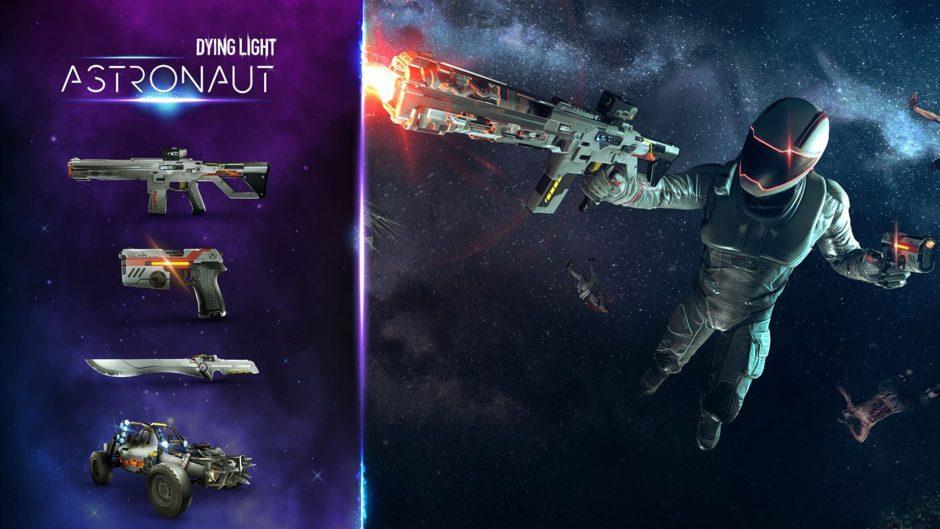 """Dying Light sigue vivo y se actualizará con el """"Astronaut Bundle"""""""