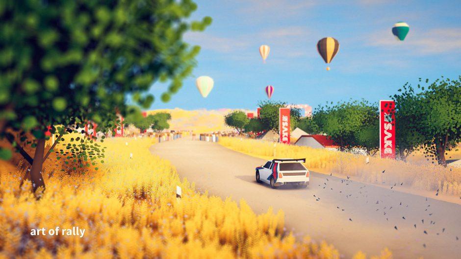 The Art of Rally ya tiene fecha de lanzamiento en Xbox Game Pass