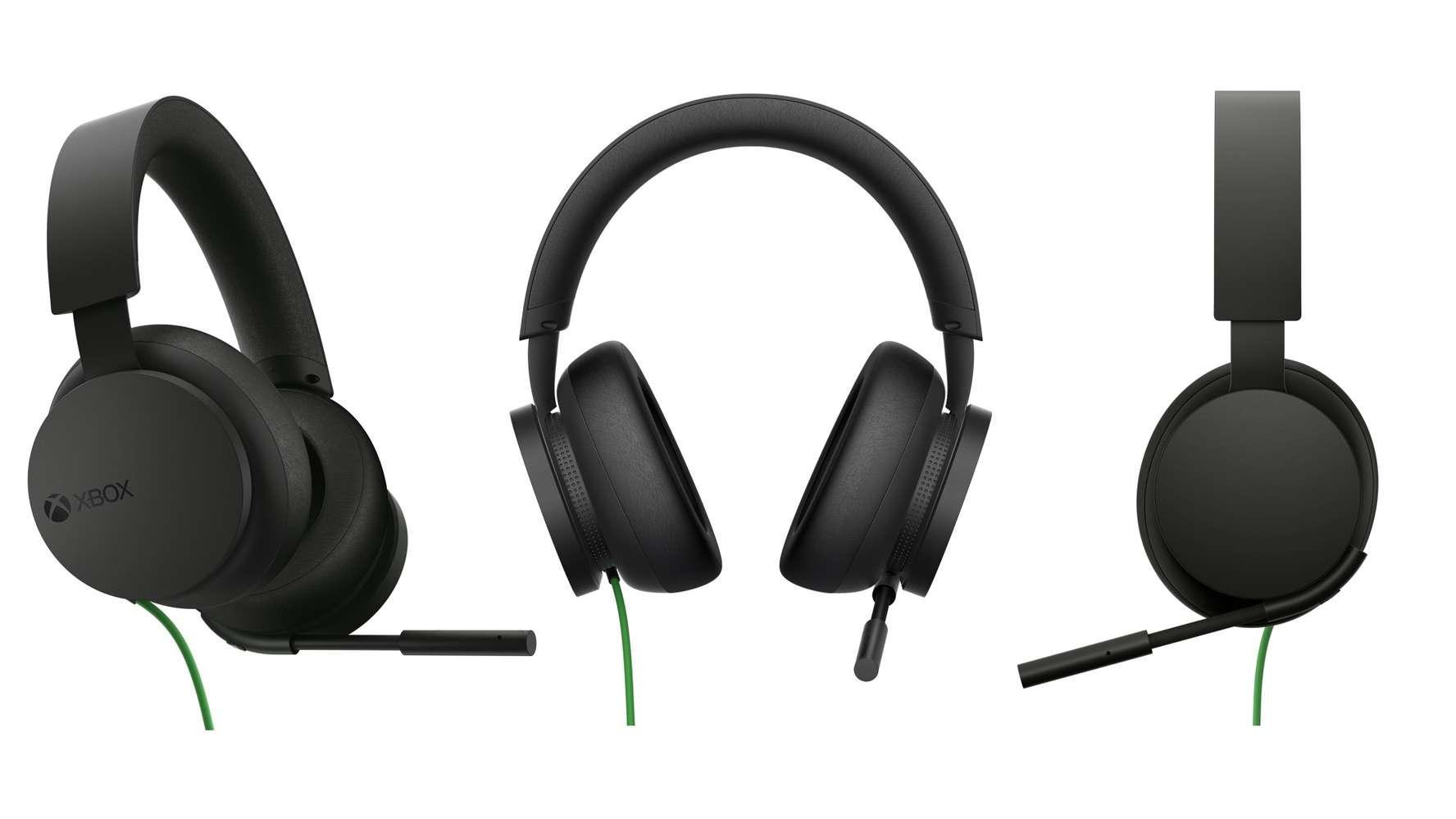 Microsoft nos presenta los nuevos auriculares estéreo de Xbox - Microsoft sigue ampliando su línea de productos diseñados en exclusiva para Xbox, en esta ocasión nos presentan unos nuevos auriculares algo más económicos que los inalámbricos.