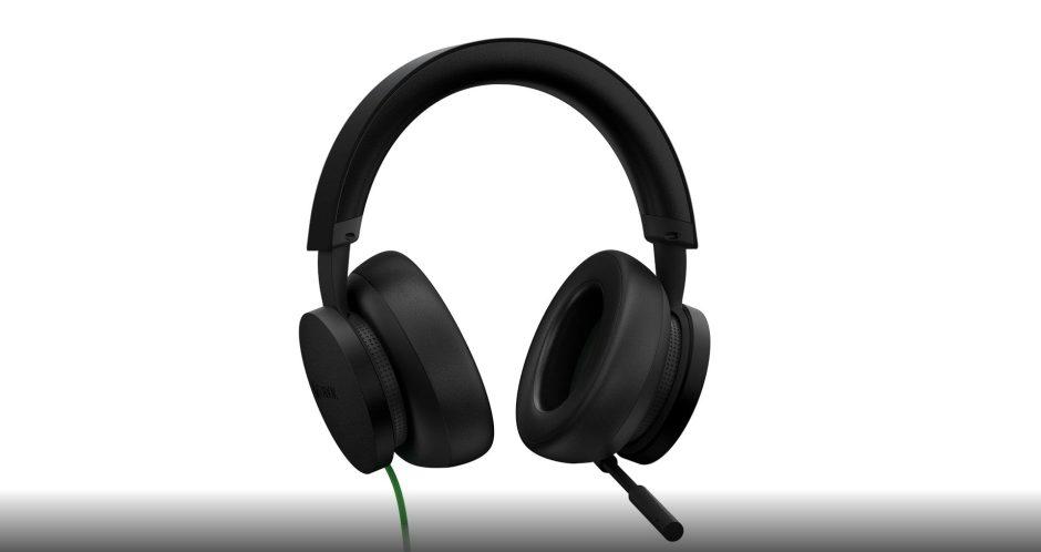 Microsoft nos presenta los nuevos auriculares estéreo de Xbox