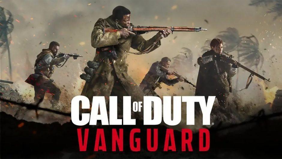 Primer tráiler gameplay de la campaña de Call of Duty: Vanguard