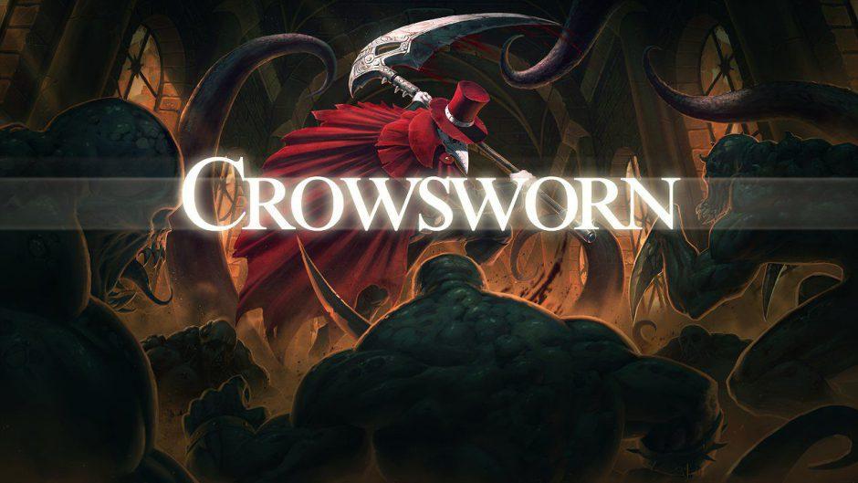 La campaña de kickstarter para el juego Crowsworn es un éxito rotundo