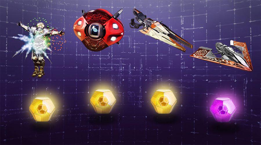 Canjea ya el nuevo pack de exóticos para Destiny 2 con Prime Gaming - Como sucede de forma habitual, tenemos un nuevo pack de exóticos para desbloquear en Destiny 2 con nuestra suscripción Prime.