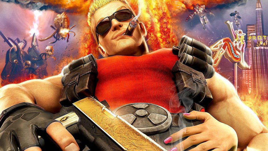 Duke Nukem Begins, el proyecto perdido, sale ahora a la luz con una cinemática